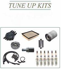 TUNE UP & WIRE SET CAP ROTOR FOR 2002-2005 CHEVROLET SILVERADO 1500 4.3L V6