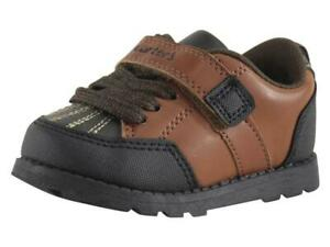 Carter's Toddler Boy's Benelli Brown Sneakers Shoes