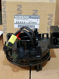 NEW GENUINE NISSAN INFINITI CLOCK SPRING SPIRAL CABLE  B5554-1EA8A  B5554-1EA0A