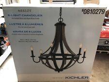 Kichler 6 Light Chandelier