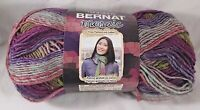 Bernat Yarn Mosaic Fantasy Knitting Knit Crochet Worsted Variegated  Twisted