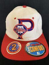 New listing Vintage Philadelphia Phillies Starter MLB Snapback Hat Baseball Cap Size 7-7 3/4