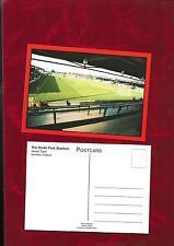 Yeovil Town FC Postal-Tierra Huish Park Stadium
