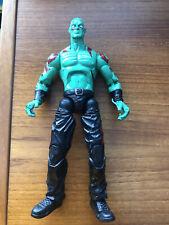 Custom marvel legends Drax