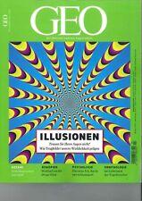 GEO Magazin, Heft 04/2020: Illusionen   +++wie neu +++