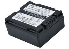 BATTERIA agli ioni di litio per Panasonic NV-GS500EB-S VDR-D310EG-S NV-GS75 VDR-D150EF-S NUOVO