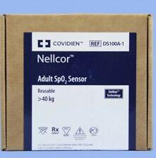 Nellcor Ds 100a 1 Adult Finger Clip Oximax Spo2 Sensor