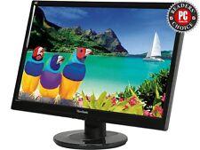"ViewSonic VA2246M-LED Black 21.5"" 5ms Widescreen LED Backlight LCD 16:9  Full HD"