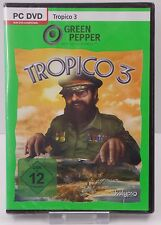 Gioco PC-Tropico 3-Nuovo New OVP