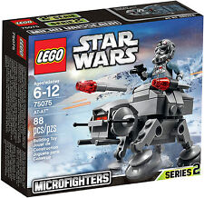 LEGO STAR WARS 75075 - MICROFIGHTER AT-AT - BNISB - RETIRED SET - MELB SELLER