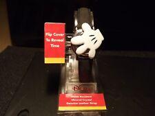 Womens Seiko (SII) Vintage Mickey Mouse Watch (White Glove Bezel)Rare-VVHTF- New
