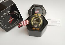 CASIO G-SHOCK DW-003 -  GOLD - Tough Label - Shock Resistant - Rare - Vintage