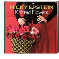 Knitted Flowers by Nicky Epstein (Paperback) New w/rm*