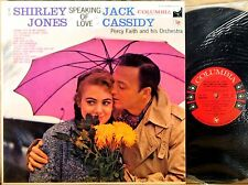 COLUMBIA 6-EYE Shirley Jones Jack Cassidy SPEAKING OF LOVE Percy Faith CL-991 NM