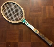 New listing Tennis Racquet Wilson Jimmy Connors w/Cover&Bag