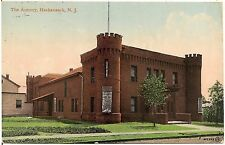 The Armory in Hackensack NJ Postcard