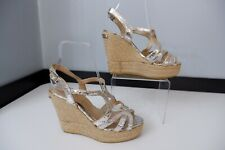 Russell & Bromley Womens Wedges, Shoes, Uk 3 Eu36, Silver