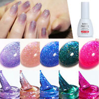 BORN PRETTY Holographic UV Gel Polish Soak Off UV LED Nail Art  10ml