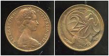 AUSTRALIE 2 cents 1982  ANM