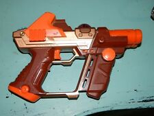 Tiger Electronics Lazer Tag Deluxe Team Ops Laser Gun Orange Hasbro