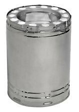 "Metal Fab 6TGS18 6"" Temp/Guard 2100 Chimney Stainless 18"" Length"