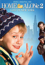 Home Alone 2: Lost In New York DVD Macaulay Culkin, Joe Pesci, Daniel Stern