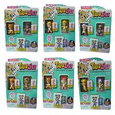 Twosies 6 Pack incluye 3 bebés y 3 Mascotas sorpresa (paquete de 1 enviado al azar) NUEVO