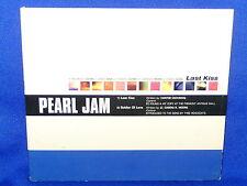 PEARL JAM LAST KISS – AUSTRALIAN DIGIPAK CD SINGLE