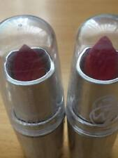 2x W7 Lipstick Shades of RED Pillar Box + Ruby Red Shop Soil Packaging FREE POST