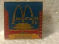 McDonald's Japan Pagoda Sign Hard To Find Collectible Pin pin3364