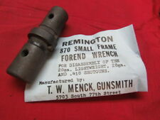 Tom Menck Remington 870 Small Frame Forend Nut Wrench 20Lw & 28 Gauge - 475