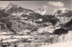 Tschagguns gegen 3 Türme, Vorarlberg gl1962 F9529
