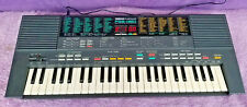 Yamaha PortaSound PSS-480 Keyboard Digital Synthesizer - MIDI - with box & PSU