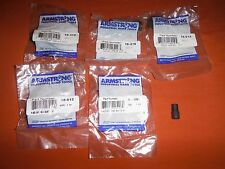 "6 pc. Armstrong 1/4"" Drive Sockets 6 pt 3/8"",1/2"",5/16& #034;,3/16"",7/16&#034 ;,1/4"" Matco"