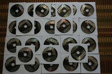 27 CDG KARAOKE MUSIC SET LOT BLACK COVERS CD+G COUNTRY,OLDIES,ROCK,STANDARDS,POP