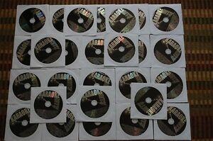 27 CDG KARAOKE MUSIC SET LOT BLACK COVERS CD+G COUNTRY,OLDIES,ROCK,STANDARDS,POP