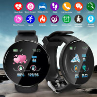 Smart Watch Fitness Heart Rate Tracker bluetooth Sport For Android IOS Phone