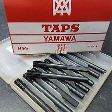 10x NEW M10 x 1.25mm Metric YAMAWA threading tap thread forming TOP JAPAN Brand