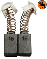 Carbon Brushes HITACHI DH 38MS hammer - 7x11x17mm - With Auto Stop