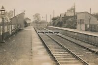 rp14362 - New Earswick Railway Station , Yorkshire - photograph 6x4