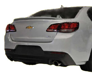 2014-2016 Chevrolet SS Factory Style Painted Rear Spoiler