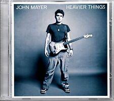 JOHN MAYER - HEAVIER THINGS - 2003 CD ALBUM