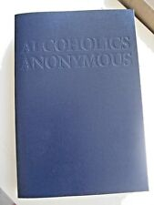 Alcoholics Anonymous AA BIG BOOK 2001 LARGE PRINT 4TH ED Paperback NEW FREESH