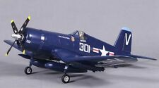 "F4U, V2, Blue, Plug N Play, 800mm (31"") Brushless RC Airplane"