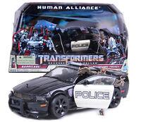 Transformers: Revenge of the Fallen Human Alliance Barricade Toy Figure New