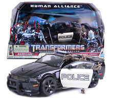 "Revenge of the Fallen Human Alliance Barricade 7"" Action Figure Toy New in Box"