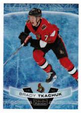 19/20 O-PEE-CHEE PLATINUM BRADY TKACHUK #126 ARCTIC FREEZE /99 OTTAWA SENATORS