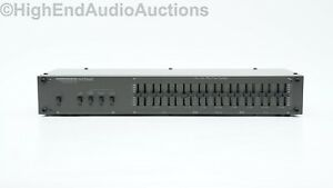 Audio Control Octave - Stereo Octave Equalizer with Subsonic Filter #2
