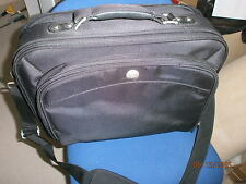 dell Computer travel bag Multi compartments With Shoulder Strap Black