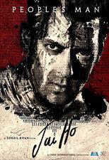 Jai Ho - DVD (Salman Khan, Suniel Shetty, Tabu / Bollywood Blockbuster / OVP
